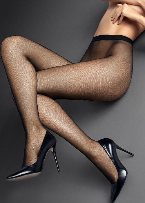 Marilyn Lux Line Cabaret Tights