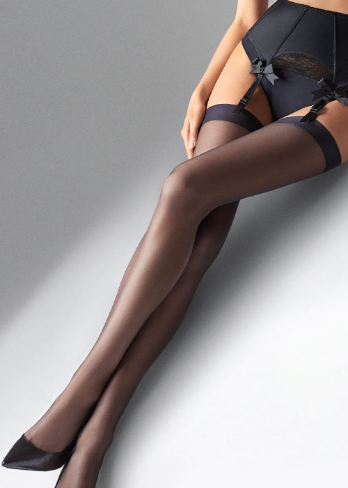 Marilyn Lux Line Coco Air 5 Stockings