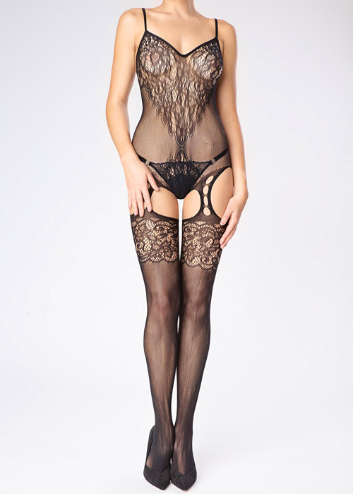 Marilyn Poupee Luna Bodystocking
