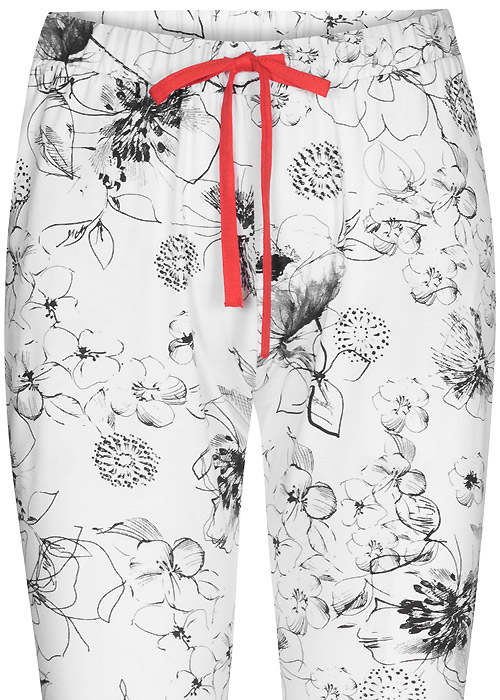 Rosch Be Happy Flower Line Pants Zoom 4