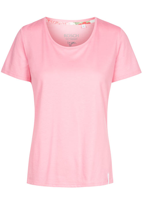 Rosch Be Happy Pink Short Sleeve Top Zoom 3
