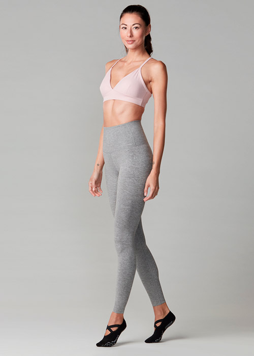 Tavi Noir High Waisted Heather Leggings Zoom 4