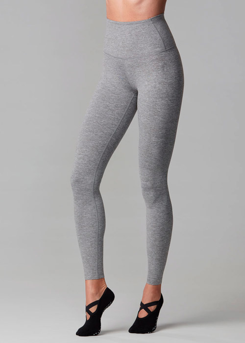 Tavi Noir High Waisted Heather Leggings