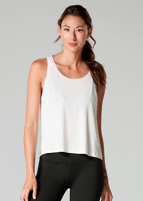 Tavi Noir Scoop Neck Tank Top