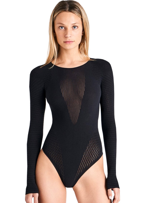 Wolford Electric Affairs String Body
