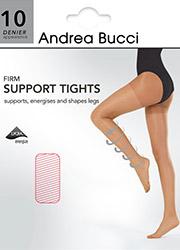 Andrea Bucci Firm Support 10 Denier Tights Zoom 2