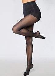 Andrea Bucci Semi Opaque 30 Denier Body Toner Tights Zoom 3