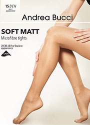 Andrea Bucci Soft Matt Microfibre Tights Zoom 1