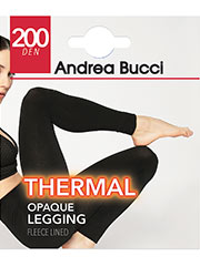 Andrea Bucci Thermal Opaque Leggings