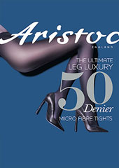 Aristoc 50 Denier Micro Fibre Tights
