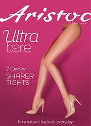 Aristoc 7 Denier Ultra Bare Shaper Tights