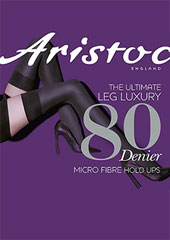 Aristoc 80 Denier Micro Fibre Hold Ups