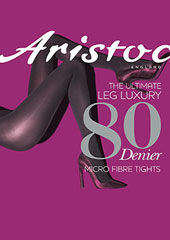 Aristoc 80 Denier Micro Fibre Tights