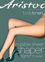 Aristoc Bodytoners 3D Invisible Shaper Tights Zoom 1