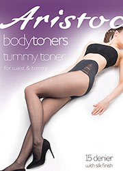 Aristoc Bodytoners Waist and Tummy High Leg Toner Tights