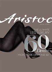 Aristoc Diamond Opaque Tights