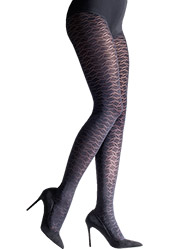 Aristoc Leaf Design Fashion Tights