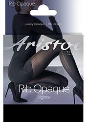 Aristoc Rib Opaque Tights
