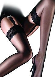 Aristoc Sensuous Lace Top Stockings Zoom 2