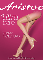 Aristoc 7 Denier Ultra Bare Hold Ups Zoom 1