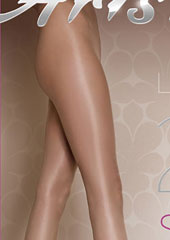 Aristoc 20 Denier Ultimate Satin Tights Zoom 2