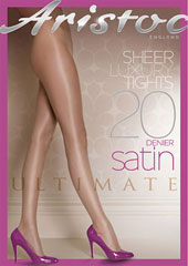 Aristoc 20 Denier Ultimate Satin Tights Zoom 1