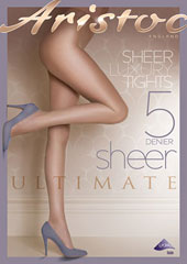 Aristoc 5 Denier Ultimate Sheer Tights