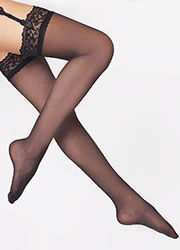 Aubade Ivresse Byzantin Stockings Zoom 2