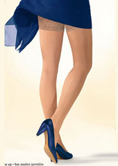 Bahner 140 Denier Extra Firm Support Hold Ups