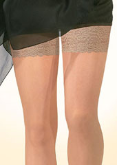 Bahner 70 Denier Firm Support Hold Ups Zoom 2