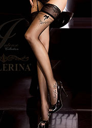 Ballerina Eos Just For You Hold Ups Zoom 2