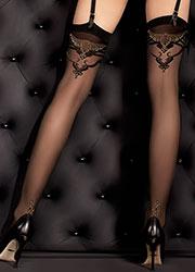 Ballerina Artemis Smooth Top Stockings Zoom 2