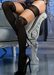 Ballerina Hecate Mock Over The Knee Hold Ups Zoom 2