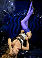 Ballerina Luciana Lace Top Hold Ups Zoom 1