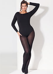 Cette Glasgow Plus Size 50 Denier Opaque Tights