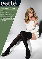 Cette Helsinki 60 Denier Opaque Hold Ups