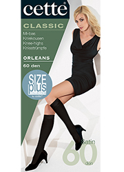 Cette Orleans Wide Knee Highs