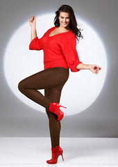 Cette Dublin Plus Size Tights
