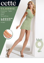 Cette Laguna Beach Open Toe Tights