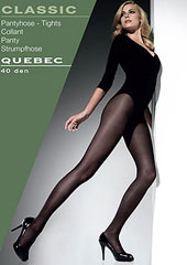 Cette Quebec Semi Opaque Tights