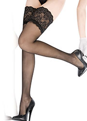 1f0fe07a9 Cervin Sensual Luxe Hold Ups In Stock At UK Tights