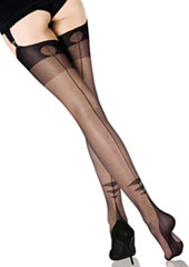Cervin Swing Time Stockings