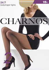 Charnos 24/7 Bodyshaper Tights 2 Pair Pack Thumbnail