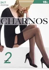 Charnos 24/7 Sheer Stockings 2 Pair Pack