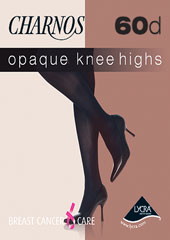 Charnos Opaque 60 Denier Knee Highs
