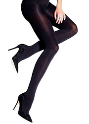 Charnos 100 Denier Opaque Tights Zoom 1