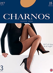 Charnos 24/7 Sheer Tights 3 Pair Pack