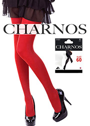 Charnos Opaque 60 Denier Thick Tights Zoom 3