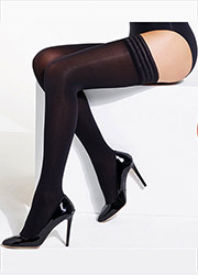 Charnos Opaque 60 Denier Thick Hold Ups Zoom 2