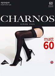 Charnos Opaque 60 Denier Thick Hold Ups